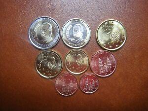 Discret EspaÑa 2006 Serie 8 Monedas Euro