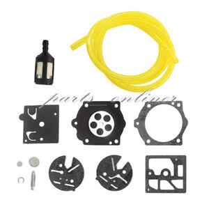 New Carburetor Repair Rebuild Kit For Homelite XL 2 /&Super 2 Fit Walbro HDC Carb