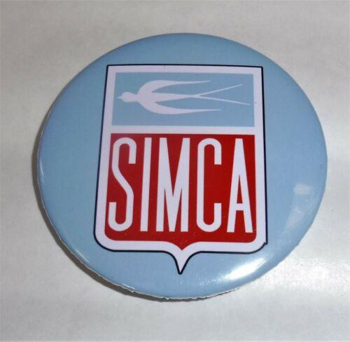 Großartig Magnet Kühlschrank Logo Simca Durchmesser 56 MM Neu Original Verpackt