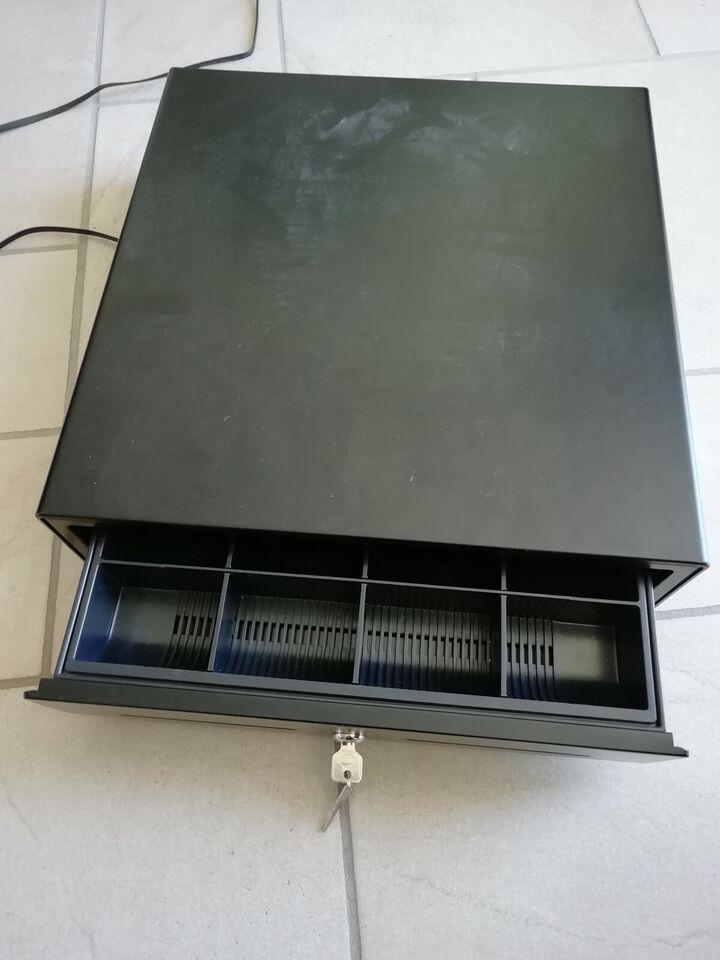 Komplet kassesystem DdD