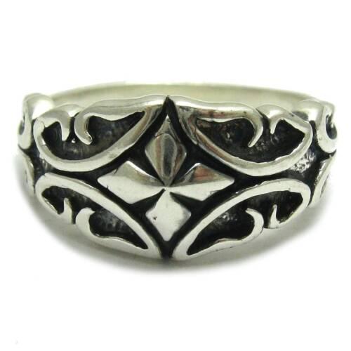 Sterling silber ring kreuz keltisch 925 solide R000159 EMPRESS