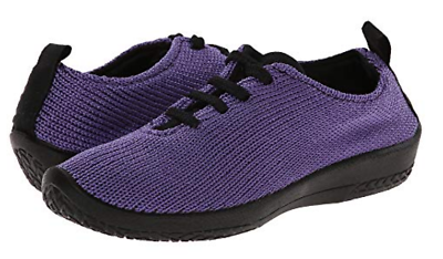 "In Style; Arcopedico Ls Violet ""shocks"" Lace-up Shoe Flat Women's Sizes 36-42/5-11 New Fashionable"