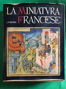 Jean-Porcher-La-miniatura-francese-1959-Electa