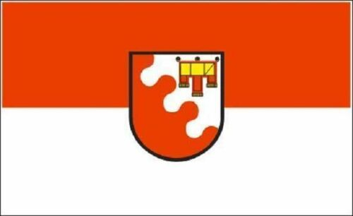 Aufkleber Weiler-Simmerberg Flagge Fahne 12 x 8 cm Autoaufkleber Sticker