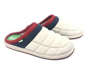 Low Chill Natural Lx 1099393 Men's Puff Loafer Flat Sanuk N Navy zVpUMGqS