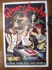 Queens of the Stone Age Hobart 08 Concert Poster Art Rhys Cooper