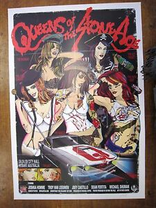 Queens-of-the-Stone-Age-Hobart-08-Concert-Poster-Art-Rhys-Cooper
