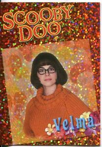 Scooby Doo The Movie Scooby Doo Sparkly Chase Card SP-3