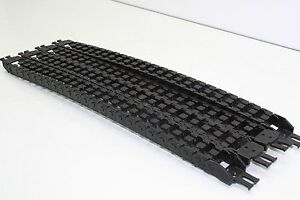 4 Igus E065.2/9.018 Cable Chains / 18mm Bending Radius / 360mm x 29.3mm