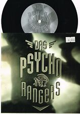 DAS PSYCHO RANGERS love terminator UK STRESS 1   45RPM_1988 MINT