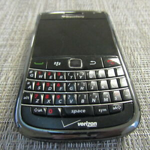 BLACKBERRY CURVE 8520  (VERIZON WIRELESS) CLEAN ESN, UNTESTED, PLEASE READ 24023