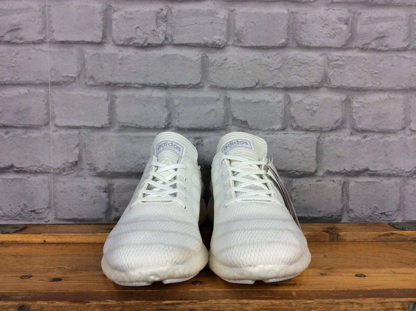 ADIDAS Reino Reino Reino Unido para hombre 7 UE 40 2 3 ULTRA BOOST BUSENITZ Primeknit blancooo Zapatillas a2fc06