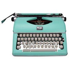 Royal Classic Manual Metal Typewriter Keyboard With Storage Case Mint Open Box