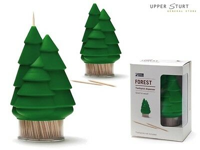 2019 New Style Forest Toothpick Dispenser Tree Plastic Christmas Table Decoration To Clear Out Annoyance And Quench Thirst Kitchen, Dining & Bar