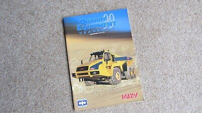 Quarry Equipment Yearbook 1999 Other Tractor Publications