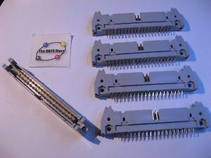 3M-3432-2002-4-Wall-Header-40-pin-Straight-PCB-Mount-Connector-NOS-Qty-5
