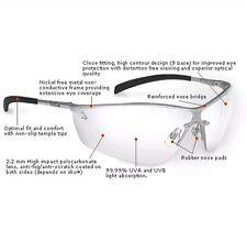 BOLLE Silium Sicurezza Specs Occhiali Occhiali Da Sole PPE Lavoro Eye Wear ANTI-GRAFFIO