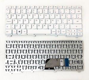 Nuevo-Lenovo-Ideapad-100S-11IBY-Portatil-Teclado-Repuesto-Gb-Blanco