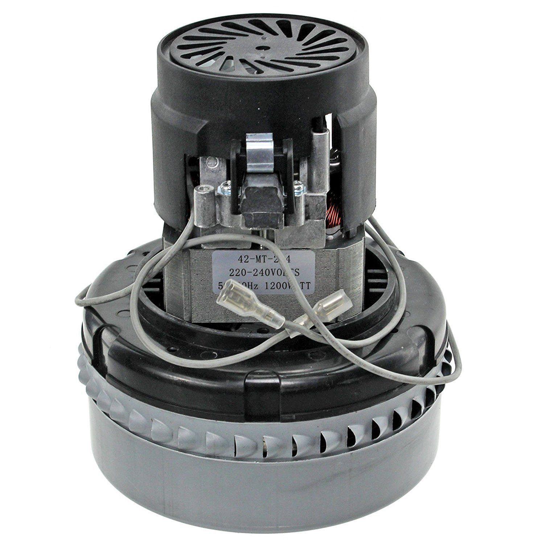 Compatible avec Aspirateur Numatic NTD750-2 B21004N BL21104 Wet & Dry 2 étape Motor 205424