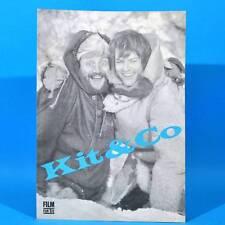 """3013 Film für Sie 83/1974 DDR """"Kit & Co"""" Dean Reed Rolf Hoppe Renate Blume"""