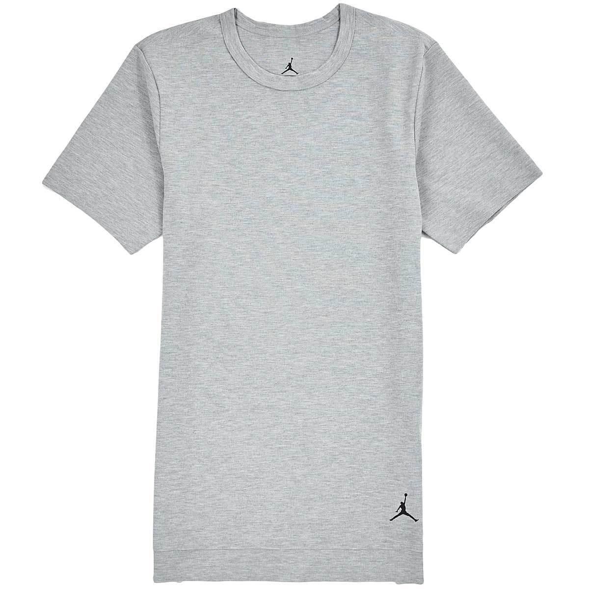 Men's Brand New Jordan Brand Athletic Fashion Design Plain T-Shirt [724496 064]