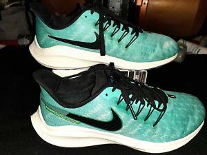 Womens-Nike-Air-Zoom-Vomero-14-Running-Shoes-Hyper-Jade-black-size-8-AH7858-301