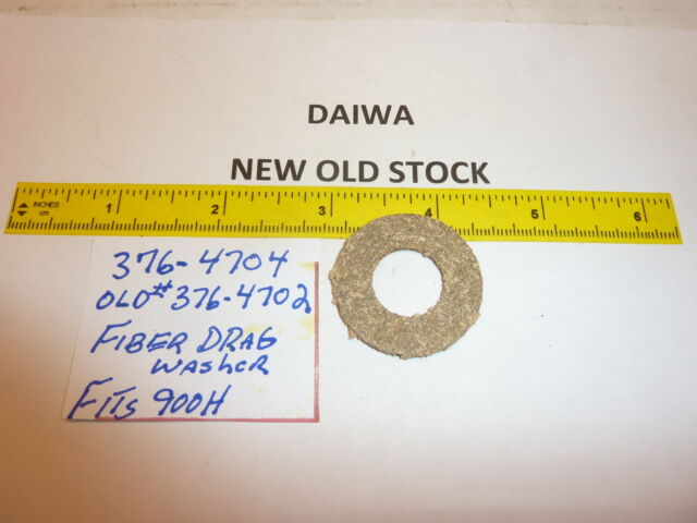 NEW DAIWA CONVENTIONAL REEL PART Drag Washer D 376-3001 Sealine 400H