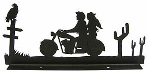 Motorcycle-Riders-Mailbox-Topper-Decor-Man-Woman