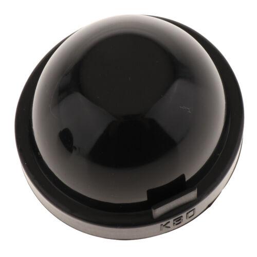 80mm Universal Auto LED Scheinwerfer Kappe HID Lampe Gummi Staub Abdeckung-2