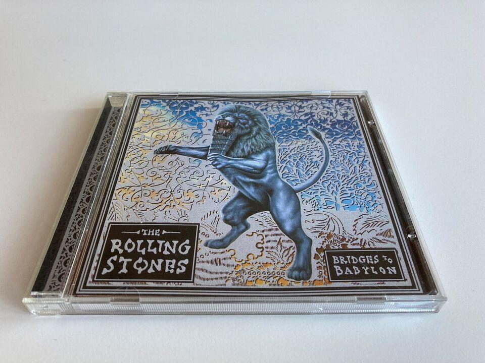 Rolling Stones: Bridges To Babylon, rock