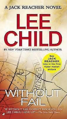 1 of 1 - Without Fail (Jack Reacher Novels), Child, Lee | Mass Market Paperback Book | Ac