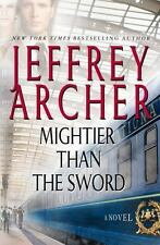 Mightier than the Sword: A Novel (The Clifton Chronicles)-ExLibrary