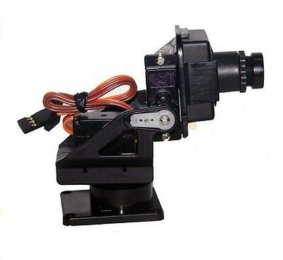PT Pan/Tilt Camera Platform Anti-Vibration Camera Mount RC FPV 9g 12g servo