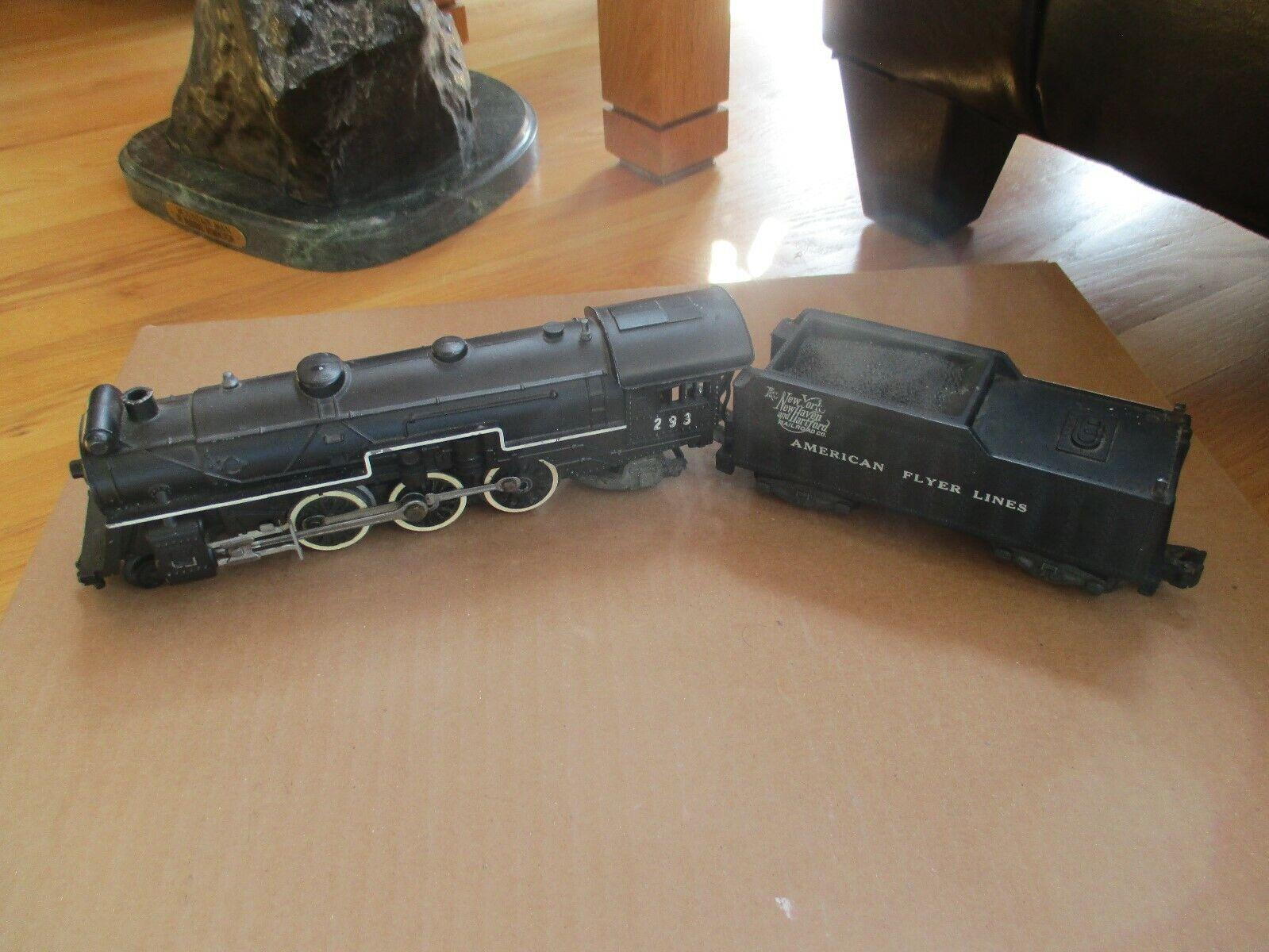 American Flyer 293 steam loco (1 23 19)