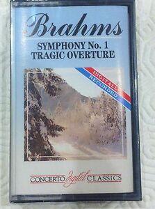 MUSICASSETTA-BRAHMS-SINFONIA-N-1-OP-81-TRAGIC-OVERTURE-RIMANENZA