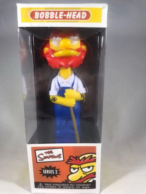 Funko Wacky Wobbler The Simpsons Series 2 Scratchy