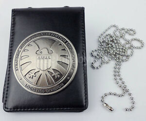 Agents of Shield Badge ID CARD HOLDER-0039