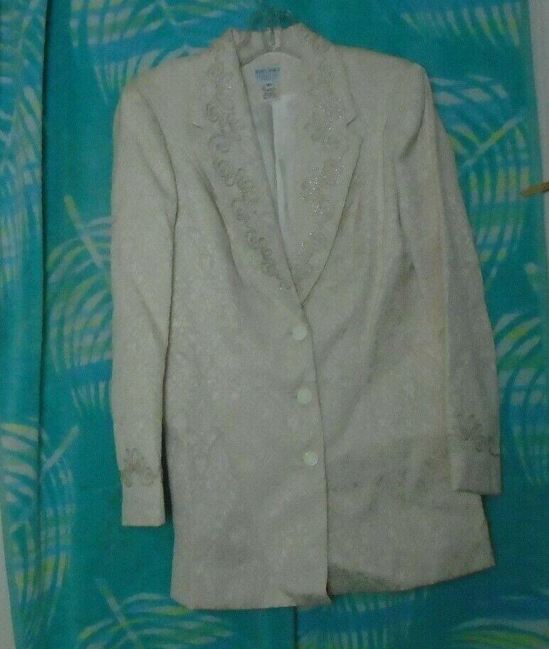 Woman's Showmanship Western Pleasure Horsemanship Show Jacket Shirt SZ Xsmall