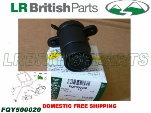 LAND ROVER DOOR RELEASE SWITCH PUSH BUTTON RANGE R SPORT 05-13 FQY500020 OEM NEW