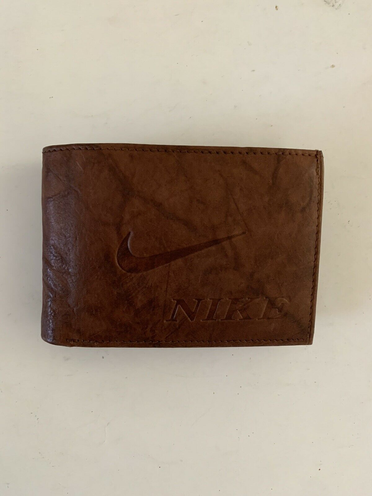 Nike Hand Crafted Genuine Leather Wallet