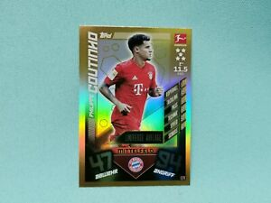 Topps-Match-Attax-2019-2020-le28-Philippe-Coutinho-edition-limitee-19-20