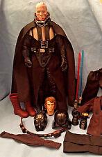 "Star Wars Revenge Of The Sith Anakin Skywalker Ultimate Villain 12"" Figure 2005"
