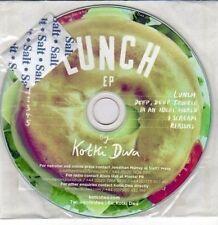 (CE813) Kotki Dwa, Lunch EP - 2011 sealed DJ CD