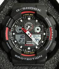 Casio Men's G-Shock GA100-1A4 Sport Watch BR