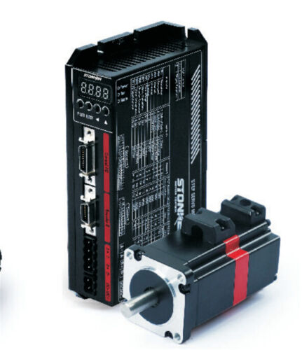DSP Closed-Loop Step Motor Drive kit 10000P//R  2Ph 24VDC 1.3A NEMA17 42mm 0.32NM