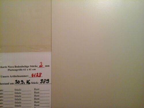 Bodenbelag Nora Kautschuk Fliesen//Platten ohne PVC 0128