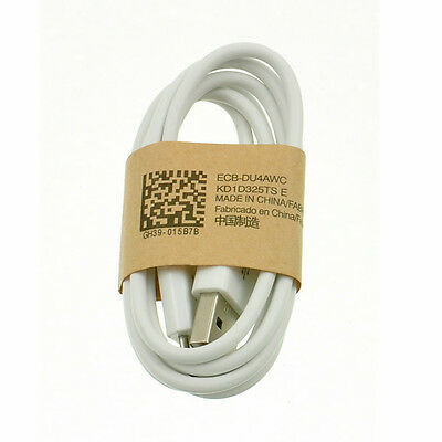 Original USB Data Charging Cable Cord Sync Charger For Samsung Galaxy S2 S3 S4