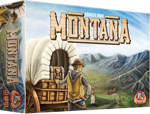 Montana - brettspiel - neuen - freien spiel bieten} - {