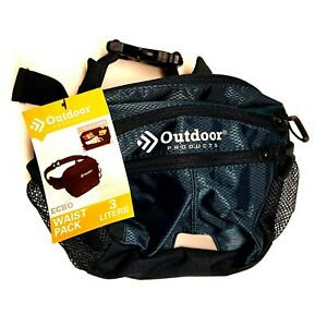Black Outdoor Products Echo Waist Pack