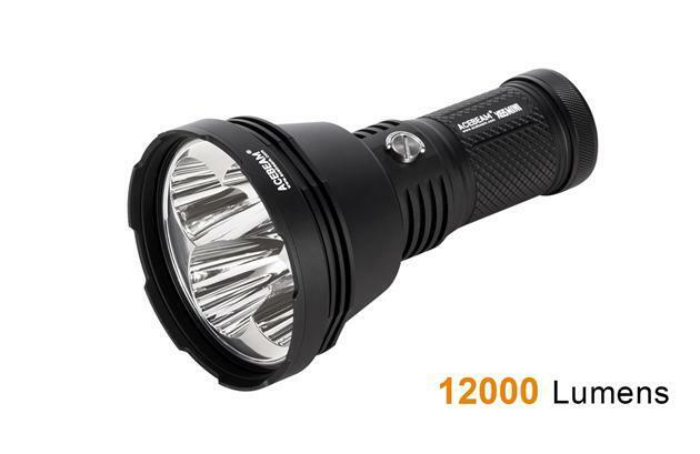 Acebeam X65 Mini Neutral White 5000K  XHP35 HI LED Search Light - 12000 Lumen, 1